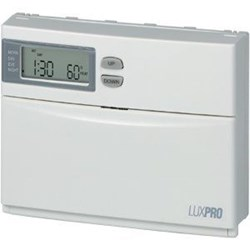 Psph521l Lux 2 Heat/1 Cool Heat Pump 5-2 Day Programmable Thermostat CAT330L,PSPH521L,