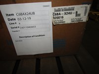 920016 2 Ton Uncased R410 Txv Coil B-cabinet Not Factory Fresh Packaging Status L CATD313,663132224210