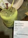 R407f 25lb Refrigerant Warning Hazardous Material Not Factory Fresh Packaging Status L