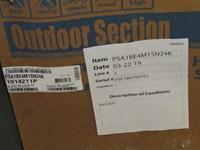 1014211p May 2 Ton 14 Seer R410a A/c Cu Not Factory Fresh Packaging Status L CATDMAY,PSA1BE4M1SN24K,PSA1BE,PSA4BE,663132354832