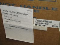 1014216c Maytag 5 Ton 14 Seer 208/230 Volt Single Stage A/c Condensing Unit Not Factory Fresh Packaging Status L CATDMAY,CSA1BE4M1SN60K,CSA1BE,CSA4BE,MSA4BE,663132354962