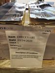 Cf711bs Pro Series Ll 50 Ceiling Fan 5403 Cfm Brushed Steel Housing/dark Cherry/walnut Blade/opal Matte Glass Scratch And Dent Status M CATD719E,ECF,