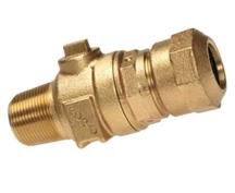 AWWA Brass