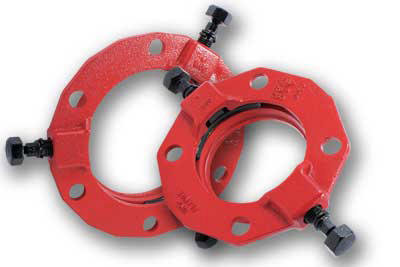 Restraint & Adapter Flange